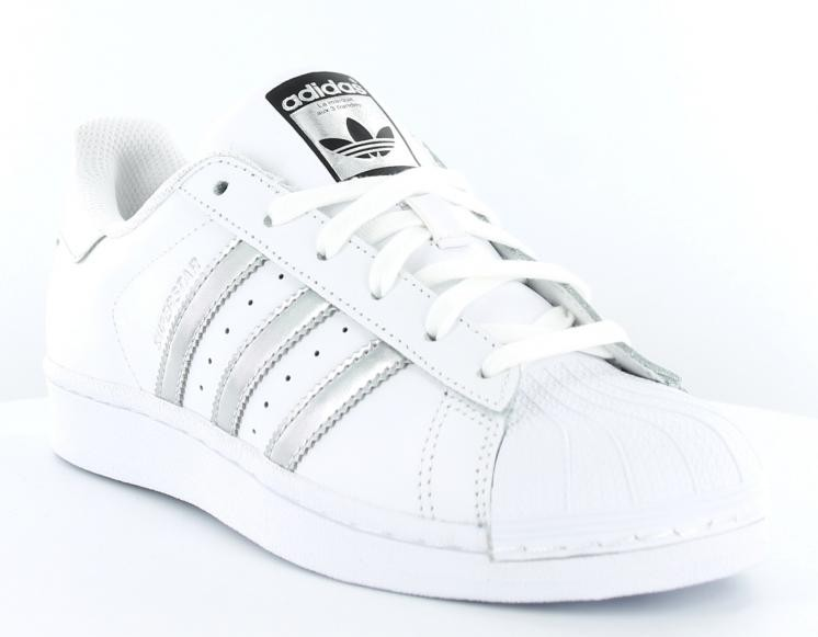 adidas femme superstar blanche